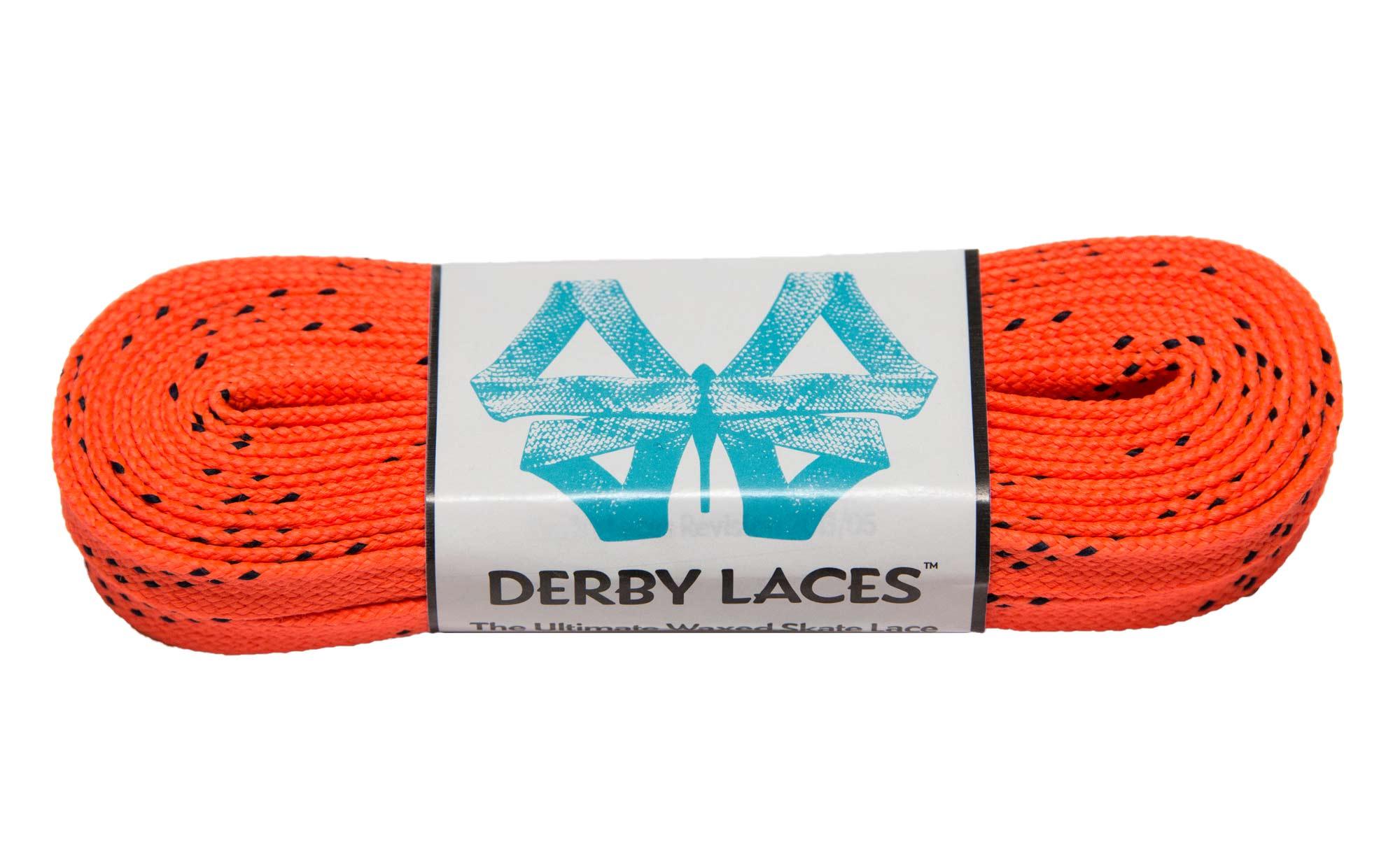 environ 274.32 cm 84 ou 108 IN 72 Blue derby lacets ciré Roller Derby Skate Dentelle en 60 96